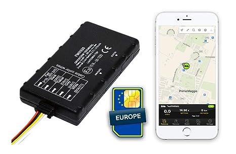 localizador GPS Runic. Yo con Tarjeta SIM Europea y ...