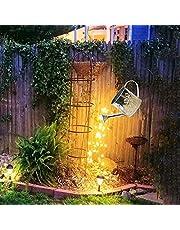 Star Shower Outdoor Garden Lights Gieter Gieter Lights, Solar LED Lights, Lantaarns, Star Lights, Garden Art Light Decoration (Size : B)