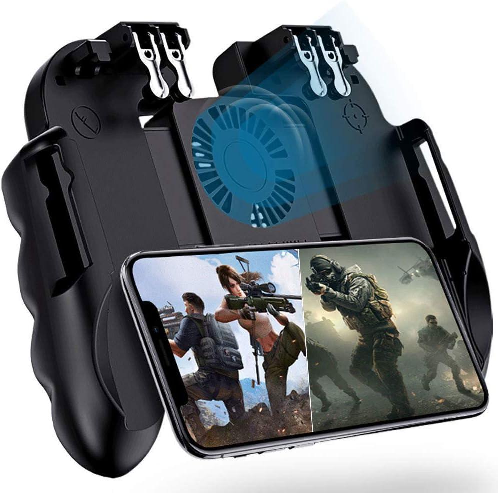 Control  De Juego Telefono  Movil De 4 Disparadores