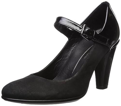 1f31d0e666d552 ECCO Damen Shape 75 Round Elegant Pumps  Amazon.de  Schuhe   Handtaschen