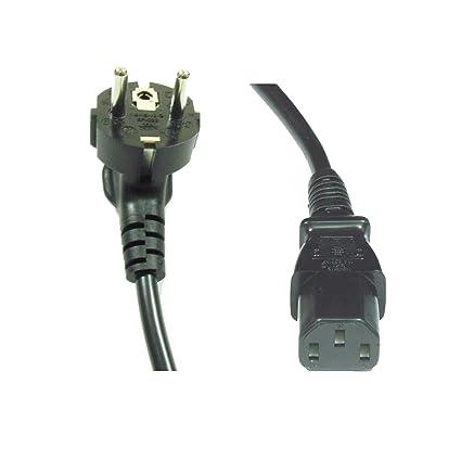 Cable de alimentación para Microsoft Consola Xbox 360, PC ...