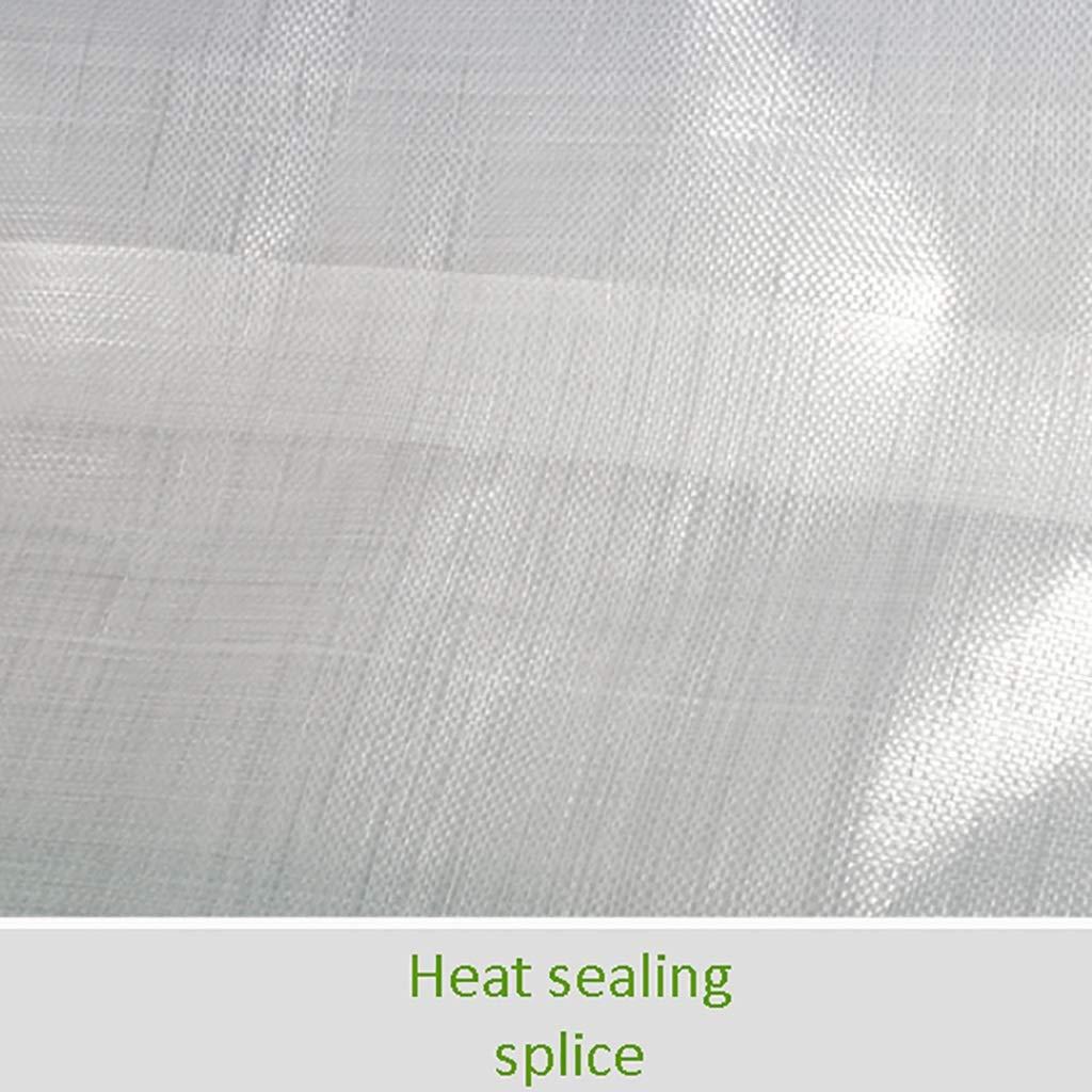 Rff Lona Impermeable de la Lona del camión del Coche de la protección Solar de la Lona de la protección Solar del Espesamiento al Aire Libre Tamaño : 6 * 6M Accesorios para coche