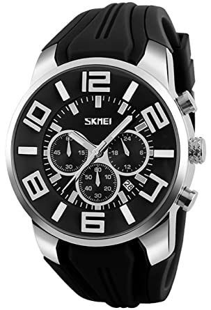sport om band men sports product wholesalejewelreis watches com movement show double black white face