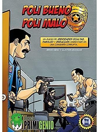 EDICIONES PRIMIGENIO- Juego de Tablero (EPPB0001): Amazon.es: Juguetes y juegos
