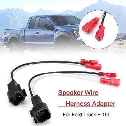 amazon com: jonathan-shop - radio speaker wire harness adapter plug metra  72-5600 for ford truck f-150: home improvement