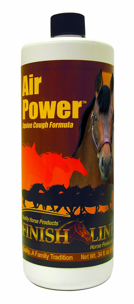 Finish Line Horse Products Air Power (Liter) by Finish Line Horse Products