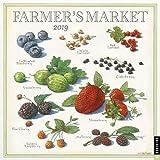 Farmer s Market 2019 Wall Calendar