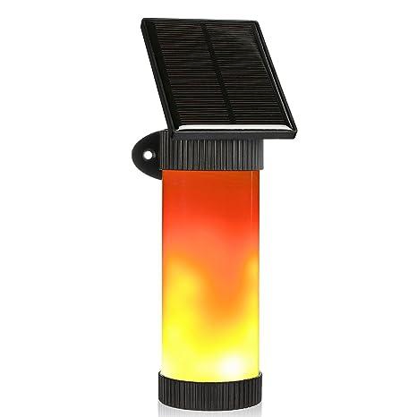 Luces solares para exteriores, impermeables, IP65, luz solar de seguridad para jardín,