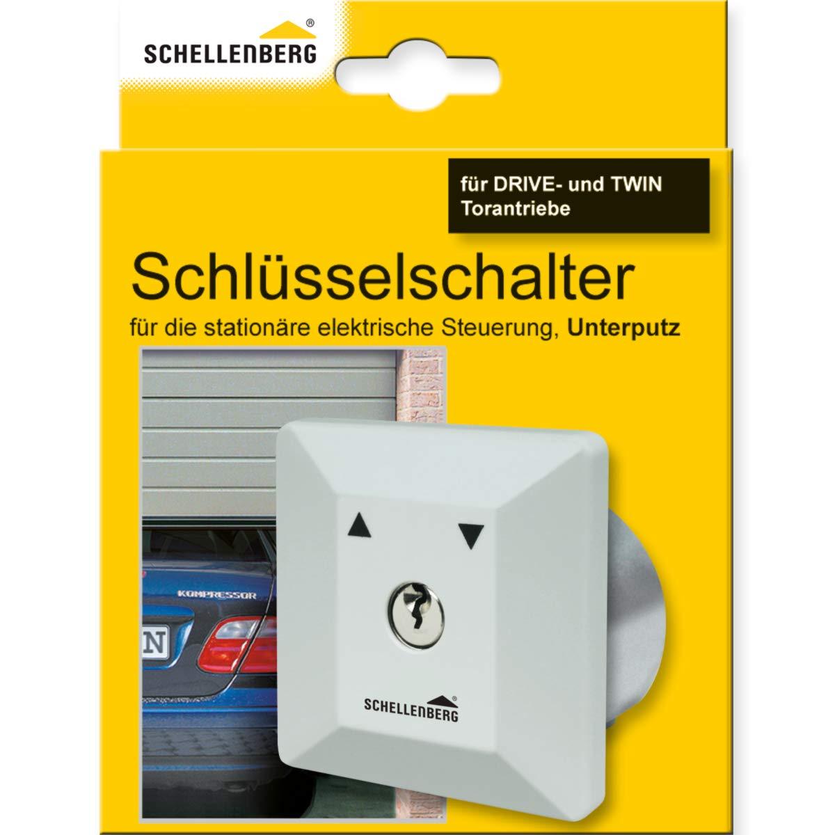 Turbo Schellenberg 25102 Schlüsselschalter Unterputz: Amazon.de: Baumarkt AU44