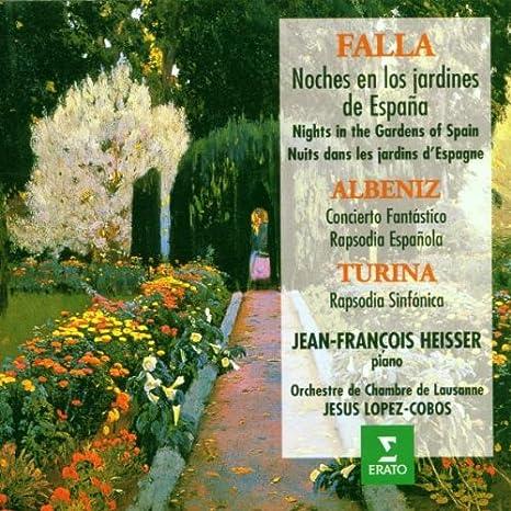 Falla:Los Jardines de Espana: Heisser, Lopez-Cobos: Amazon.es: Música
