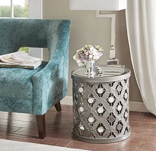 Round Madison Accent Table