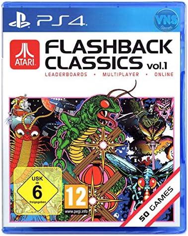 Atari Flashback Classics Vol. 1: Amazon.es: Videojuegos
