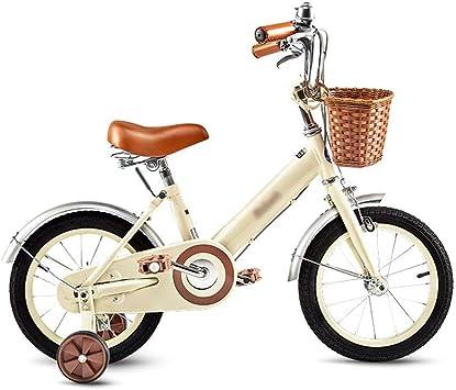 Bicicletas para niños y niñas Bicicletas 12/14/16/18 Pulgadas ...