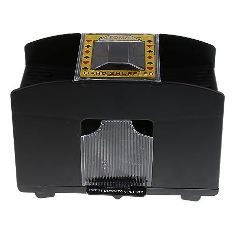 MonkeyJack Advanced Casino Poker Robot 2 Decks Playing Cards Sorter Mixer Shuffler Automatic Machine
