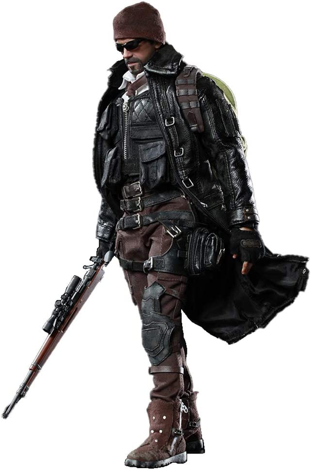 """FLAGSET 1//6th Female Soldier Soft Chest Joint Body Model for 12/"""" Action Figure"""