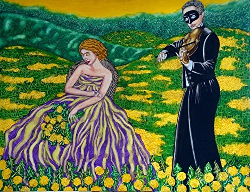 Love song in the Dandelion