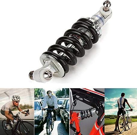 Mountainbike Fahrrad Hinten Federung Stoßdämpfer Feder Absorber mm MM