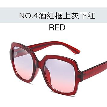 JUNHONGZHANG Gafas De Sol Enmarcado Personalizado Cara ...