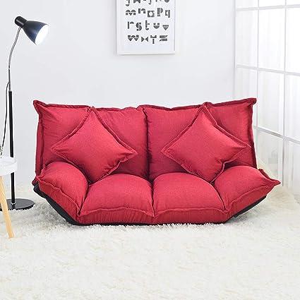 Lazy Sofa - Tatami - Sofá cama plegable pequeño, pequeño ...
