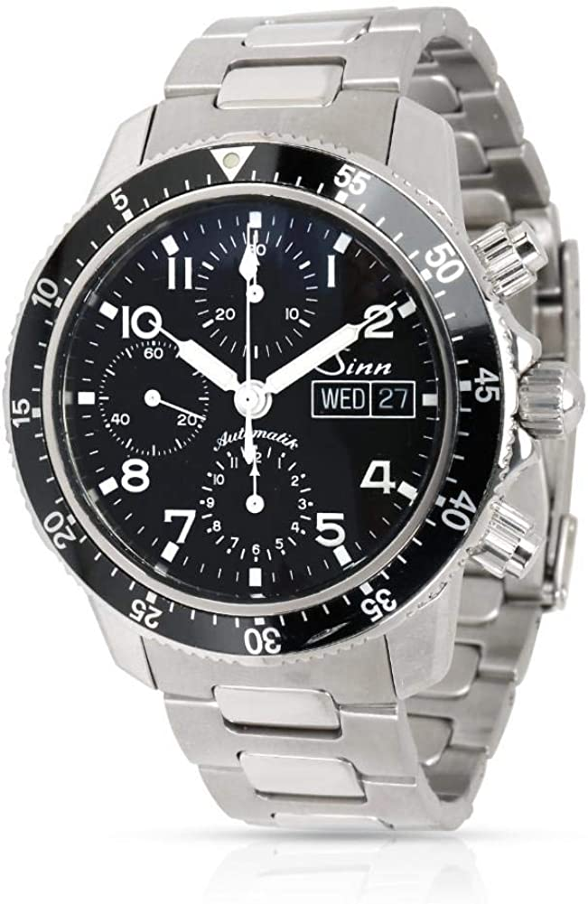 Sinn Pilot Chronograph Automatic-self-Wind Male Watch 103 ST SA (Certified Pre-Owned)