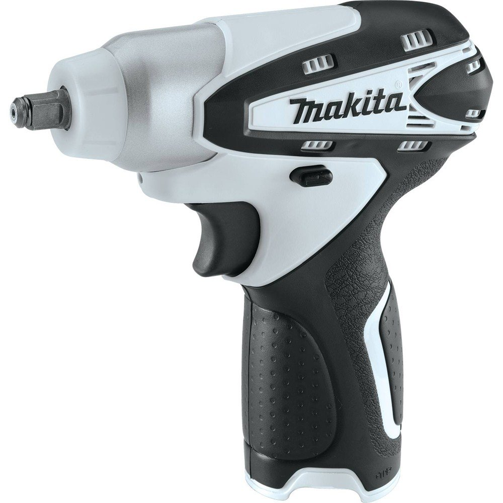 Makita WT01ZW 12V max Lithium-Ion Cordless 3 8 Impact Wrench, Tool Only