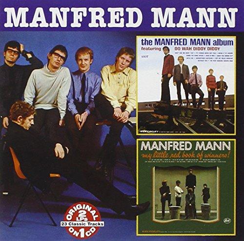 MANFRED MANN - The Manfred Mann Album / My Little Red Book Of Winners - Zortam Music