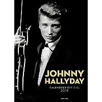 Calendrier mural Johnny Hallyday 2019