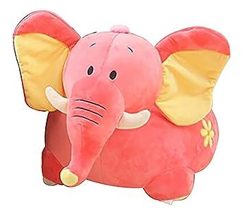 Amazonde Kinder Plüsch Elefant Riding Stuhl Erhältlich In Pink