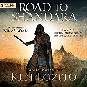 Road to Shandara Audiobook