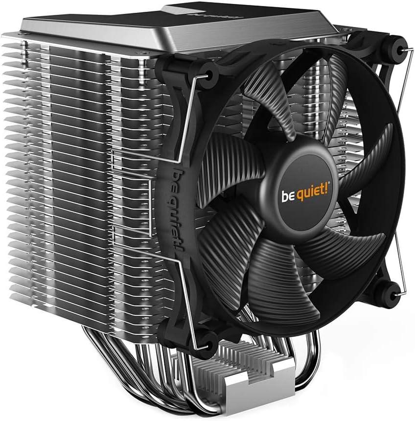 be quiet! BK004 Ventilador de PC Procesador Enfriador BK004, Procesador, Enfriador, 12 cm, LGA 1150 (Zócalo H3), LGA 1151 (Zócalo H4), LGA 1155 (Socket H2), LGA 2011-v3 (Socket R), LGA.