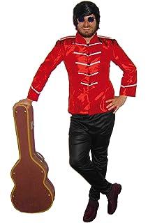 6b59559ca8ec5 Costume da Beatles maschera da boy band anni 60 vestito da star ...
