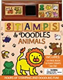 Stamps and Doodles: Animals, Anna Ildiko Popescu, 160710458X