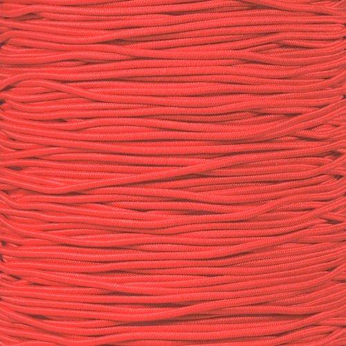 "Elastic 1/16"" Diameter Stretch String Bungee Shock Cord Various Colors in 10, 25, 50, & 100 Feet Options"