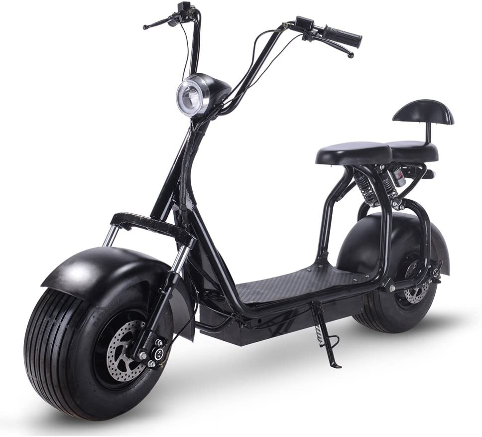 Electric 60V 1000W Fat Tire Scooters