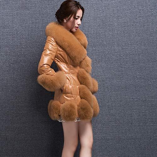 Invierno Chaquetas Ropa Marrón En Outwear Abrigos Mujer De Parka Ashop Mujer Oferta xOXTEwwSq
