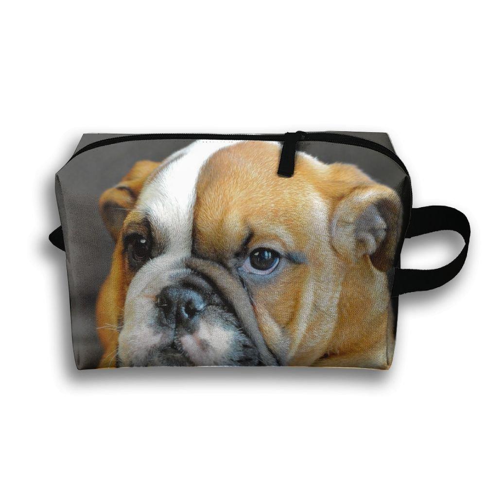 Amazon com: Lqzdqa Unisex Tourist Bag Unique English Bulldog
