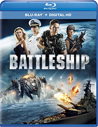 Battleship (Blu-ray + DIGITAL HD with UltraViolet)