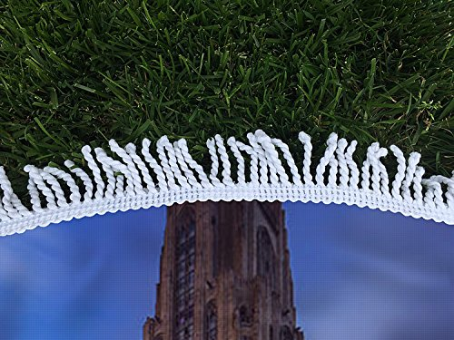 Pixels Round Beach Towel With Tassels featuring ''The Cathedral Of Learning'' by Rick Berk by Pixels (Image #2)