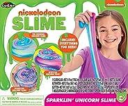 Cra-Z-Art 18873 Nickelodeon Ultimate DIY Unicorn Arts & Crafts Slime Kit
