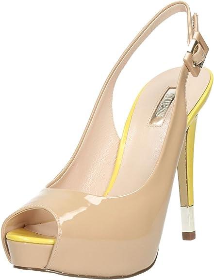 Guess Pompes Femmes Highheels Stilettos