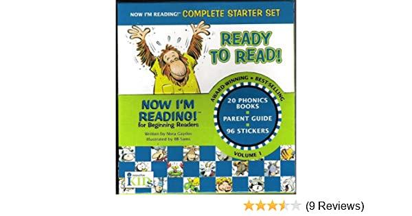 Now Im Reading Complete Starter Kit Nora Gaydos Bb Sams