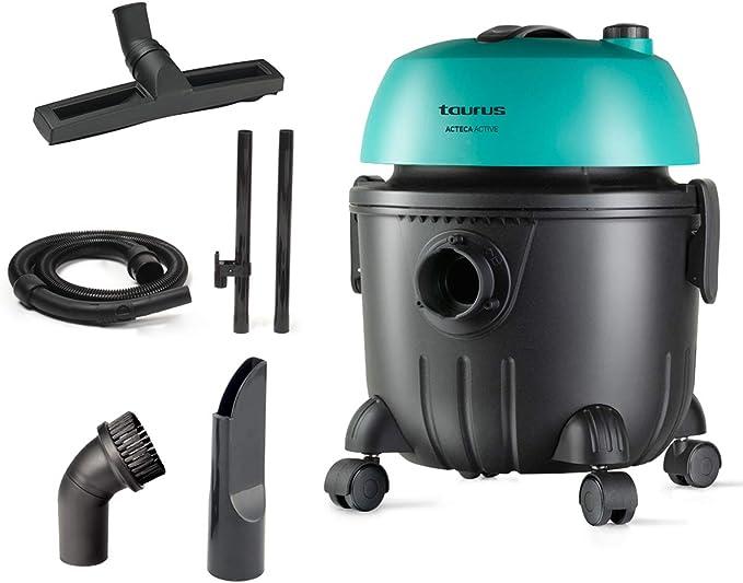 Taurus Ateca Active - Aspirador industrial multiuso. Wet&Dry para ...