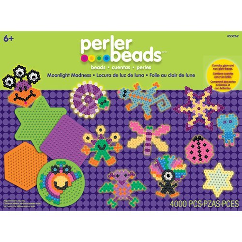 Moonlight Madness Perler Fun Fusion Fuse Bead Value Activity Kit 53969 by Perler by Perler