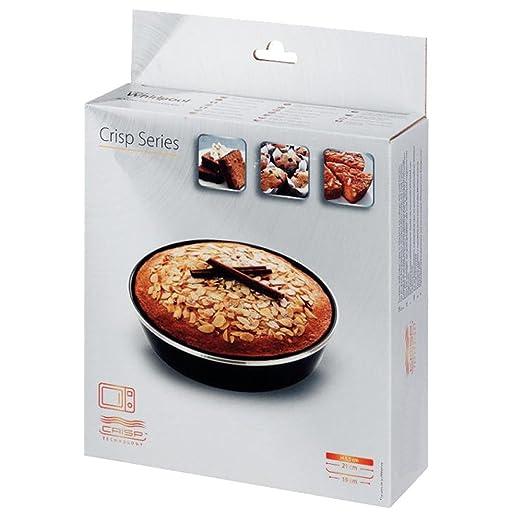 Spares2go ferrita Cake placa de cajón para Whirlpool Hornos ...