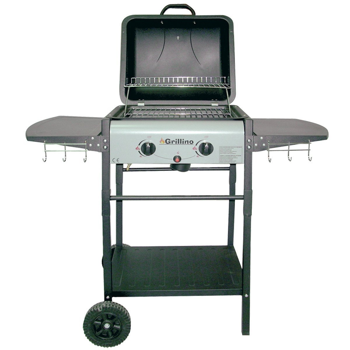 Barbecue a Gas L107 x P53 x H93 cm.