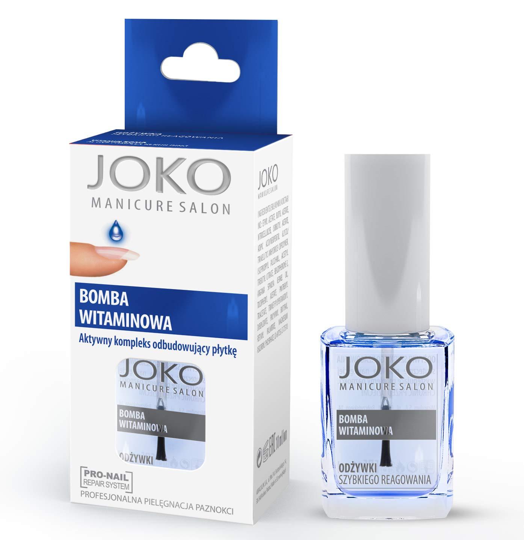 Joko - Soin vitaminé réparateur pour ongles cassants