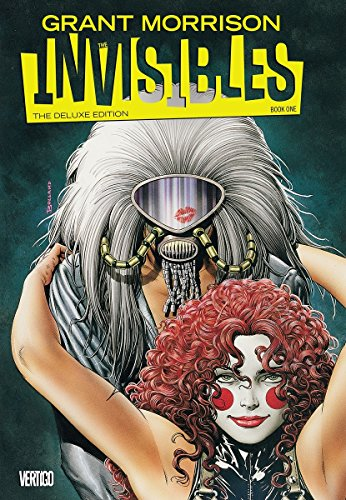 The Invisibles Book One Deluxe Edition [Grant Morrison] (Tapa Dura)