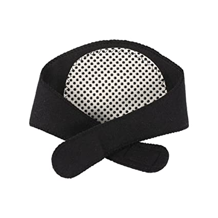 Neck Brace Belt Soft Cuello magnético Protect Collar Health ...