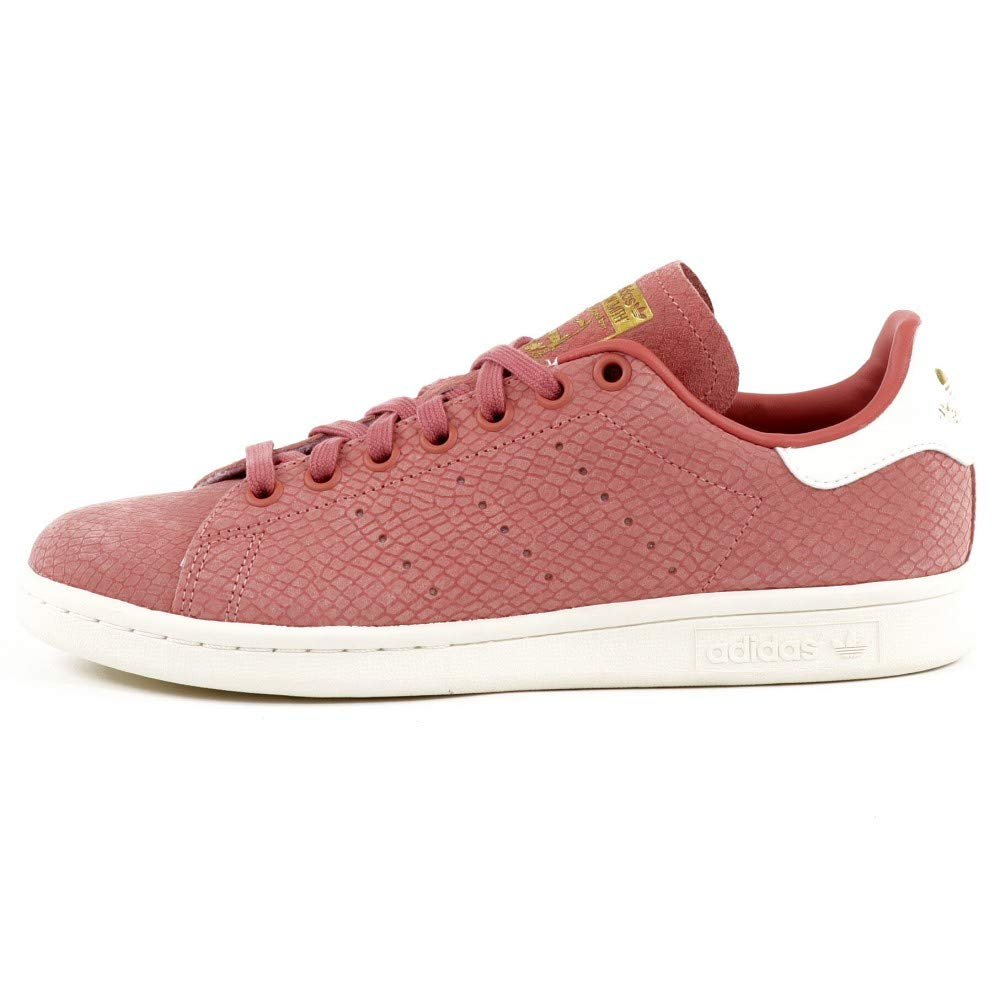 new style 9bfe4 8f585 Adidas Stan Smith W, Chaussures de Fitness Femme, Rose (Roscen Roscen    Casbla 000), 37 1 3 EU
