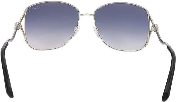 Amazon.com: Roberto Cavalli anteojos de sol, brillante para ...